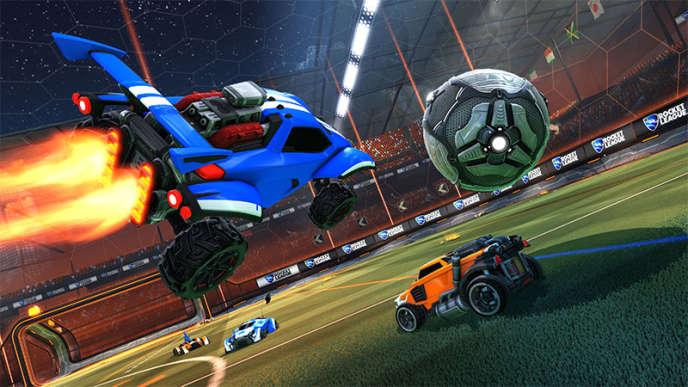 Jeux vidéo: le créateur de «Fortnite», Epic Games, rachète «Rocket League»