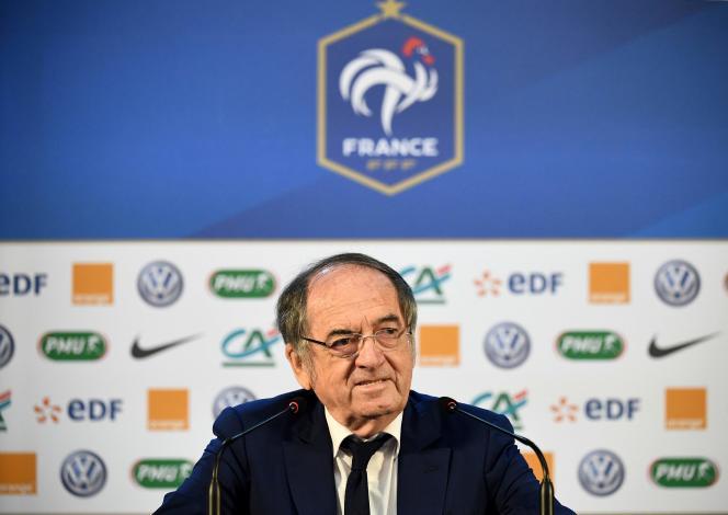 Noël Le Graët, président de la Fédération française de football, trouve, en l'état, le projet de réforme de la Ligue des champions« inacceptable ».
