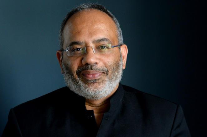 L'économiste Carlos Lopes, ancien secrétaire exécutif de la Commission économique des Nations unies pour l'Afrique (CEA), à Paris, en septembre 2016.