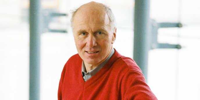 Le sociologue Patrice Flichy, en 2017.