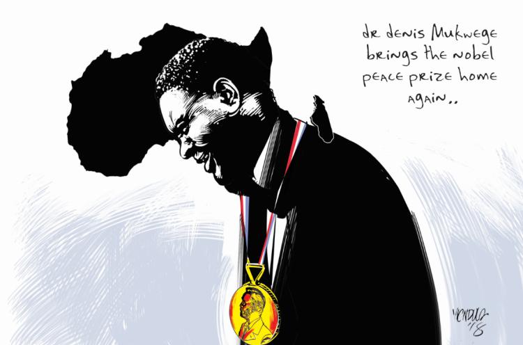 Victor Ndula, Kenya.