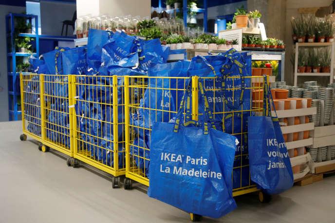 Ikea Ouvre Un Magasin Dans Le Centre Ville De Paris Un Defi