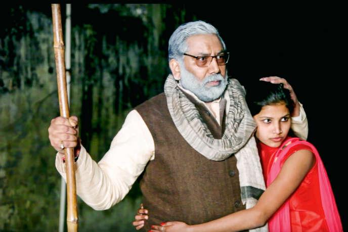 Mettant en scène un gardien de village héroïque ayant les traits du premier ministre Narendra Modi, «Main Hoon Chowkidaar», est diffusé sur YouTube en Inde depuis mi-février.