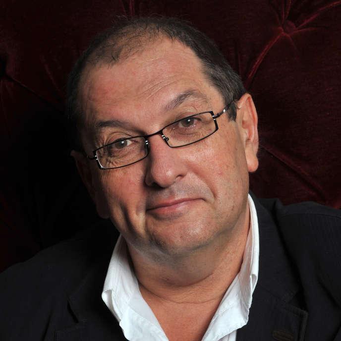 L'écrivain et rélaisateur Philippe Carrese, à Paris, en septembre 2009.