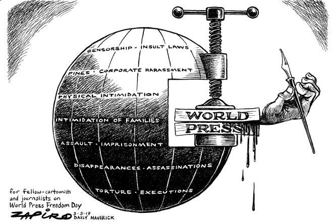 Zapiro (Afrique du Sud).