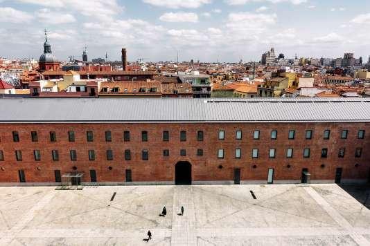 Le Conde Duque abrite un centre culturel et un musée d'art contemporain, à Madrid.