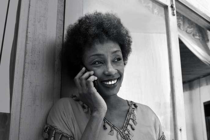 Maïmouna N'Diaye,actrice et réalisatrice.