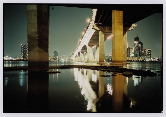 Le fleuve Han,où vit le monstre de«The Host» (2006),de Bong Joon-ho.