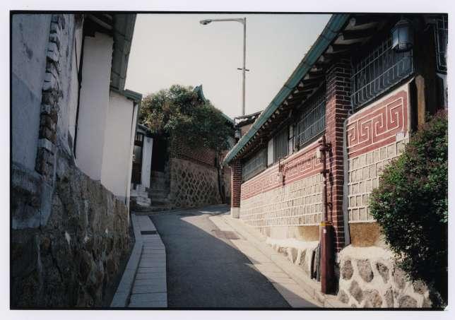Le quartier traditionnel de Bukchon, décor de nombreuses comédies romantiques.