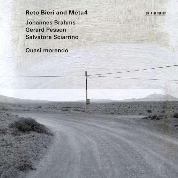 Pochette de l'album« Quasi morendo», de Reto Bieri and Meta4.