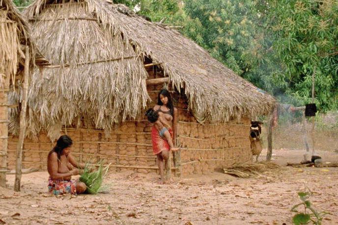 « Le chant de la forêt», un film envoûtant sur la tribu Krahô au Brésil.
