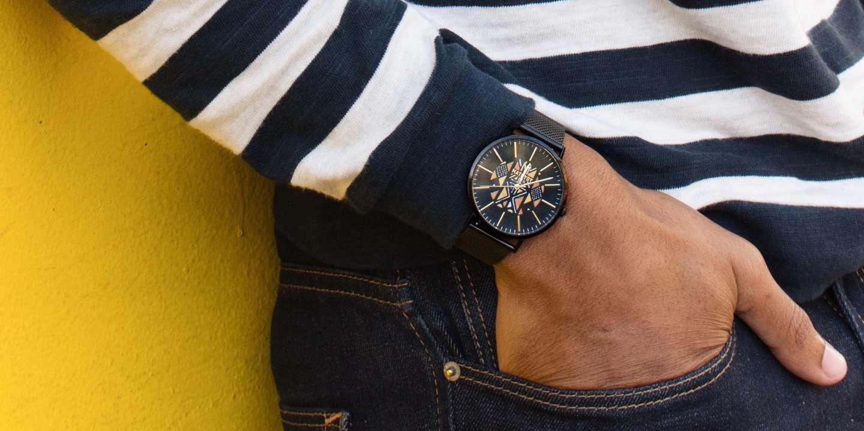 Mathydy, des montres de luxe à l'heure africaine