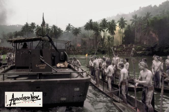 « Apocalypse Now Redux », une version rallongée qui passe de 2 h 33 à 3 h 22.