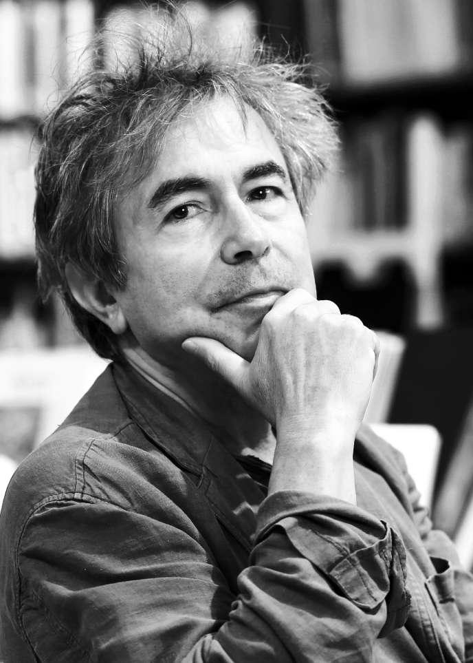Le philosophe François Jullien, en 2014.