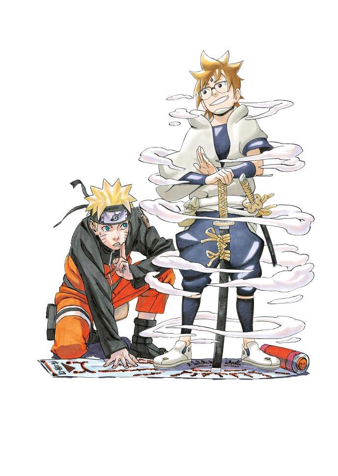 «Samurai 8» est le nouveau manga, très attendu, deMasashi Kishimoto, l'auteur de«Naturo ».