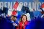 Nathalie Loiseau, tête de liste de la majorité aux élections européennes, le 6 mai àCaen.
