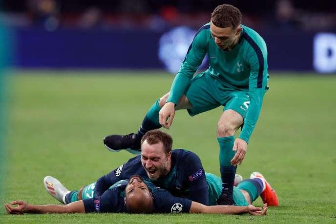 Tottenham s'est imposé 3-2 face à l'Ajax Amsterdam mercredi 8 mai.