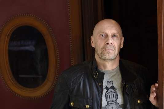 Alain Soral le 12 mars 2015 au tribunal de Paris.