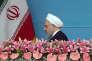 Le président iranien, Hassan Rohani, à Téhéran, le 18 avril 2019.