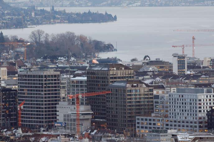 A Zurich (Suisse), le bénéfice lié au marché unique s'élève à 3 590 euros par habitant et par an.