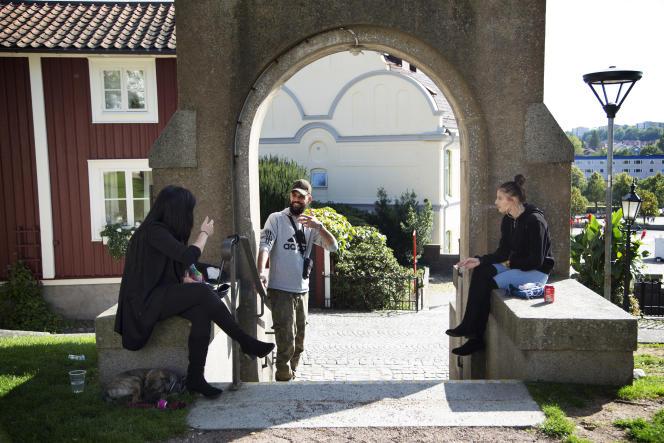 En septembre 2018, à Ronneby (Suède).