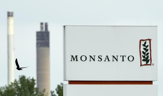 Un site de l'entreprise Monsanto, à Lillo (Belgique), le 24 mai 2016.