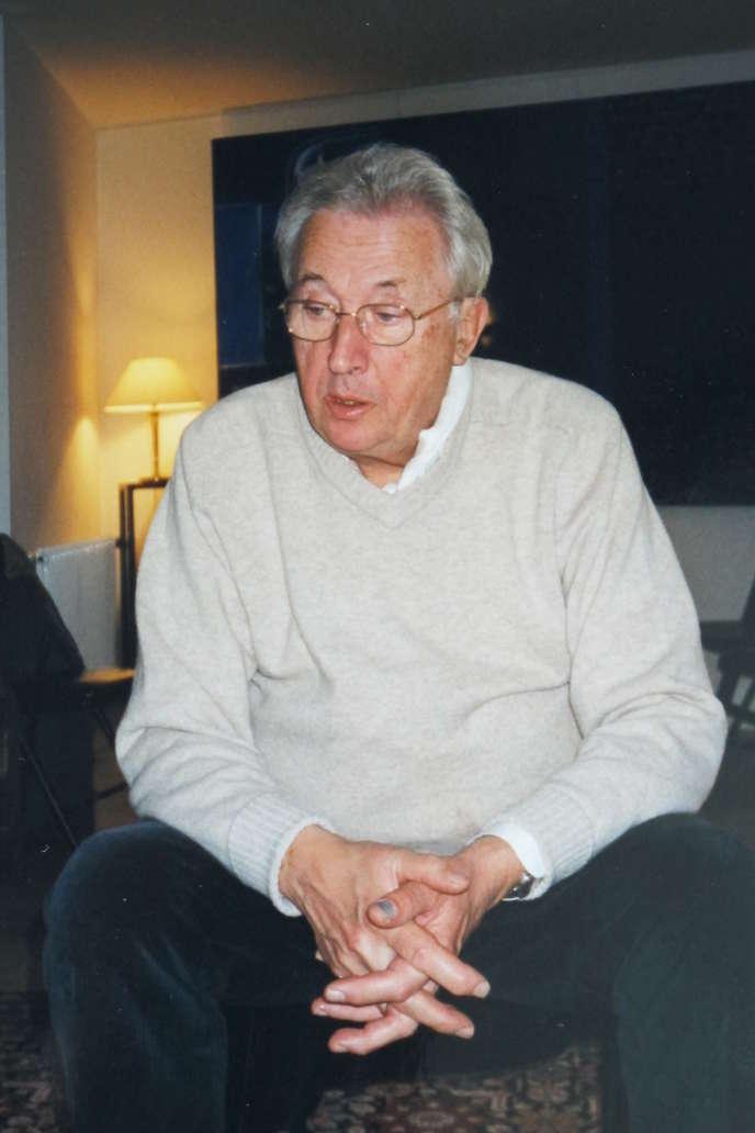 Claude Cadart, en 2011.