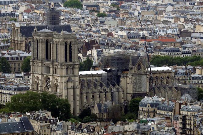 La reconstruction de Notre-Dame est un défi technique, architectural et financier.
