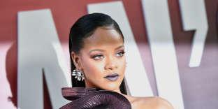 Rihanna, le 6 juin 2018 à New York.