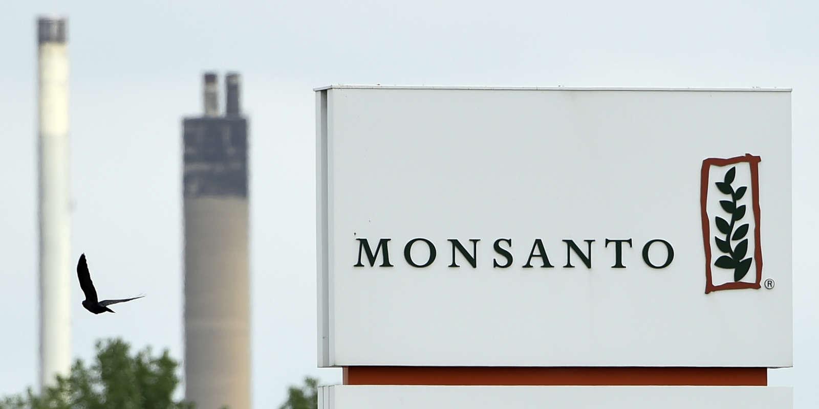 Un site de Monsanto, à Anvers en Belgique, en 2016.