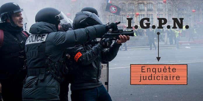 IGPN : comment fonctionne la « police des polices » ?