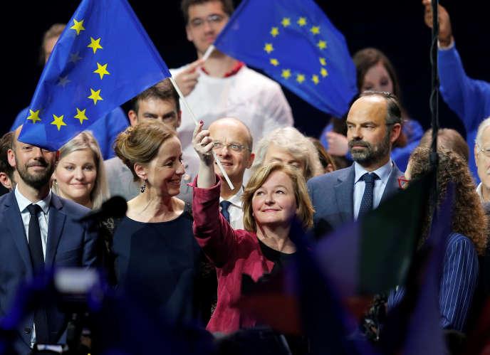 Elections Européennes : L'exécutif Lance L'offensive Face