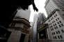 Le New York Stock Exchange (NYSE) annonce l'entrée en Bourse d'Uber, le 10 mai.