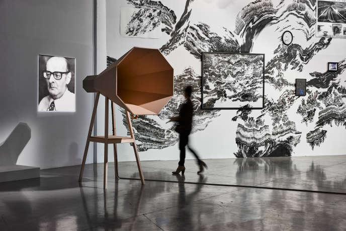 L'exposition «Un autre monde///dans notre monde, Evocation contemporain du réalisme fantastique» présentée au FRAC (Fonds régional d'art contemporain) Provence-Alpes-Côte d'Azur, àMarseille, se déroule du 23 mars au 2 juin 2019.