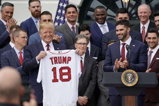 Président Trump, an III : les sportifs et le prix de la division
