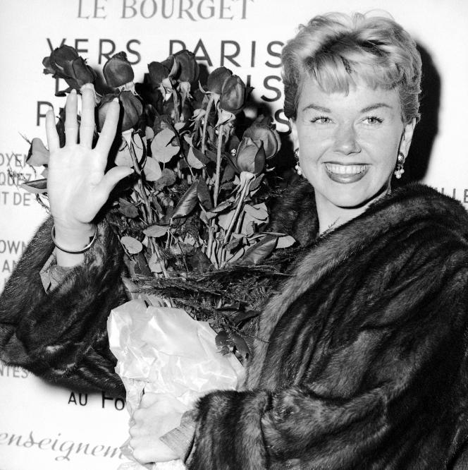 Doris Day s'est notamment fait connaître par ses films «Confidences sur l'oreiller» et «Un soupçon de vison».
