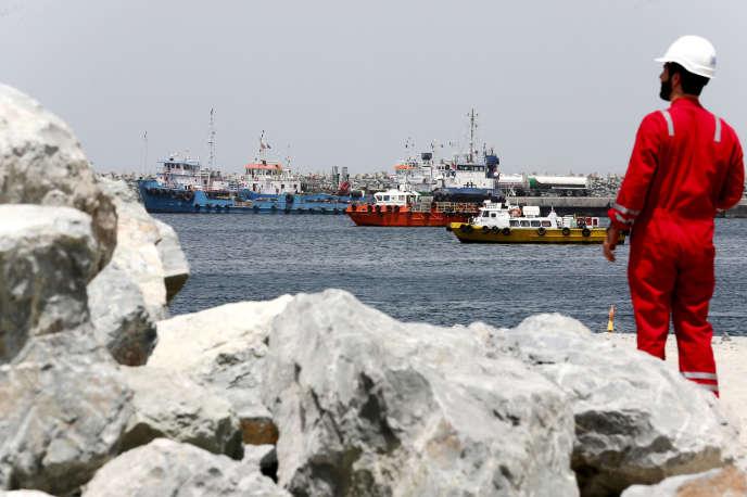 Le port de Foujeyra, base arrière du pétrole émirati