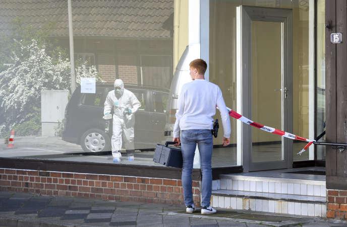 Deux corps supplémentaires ont été découverts lundi à Wittingen, en Basse-Saxe.