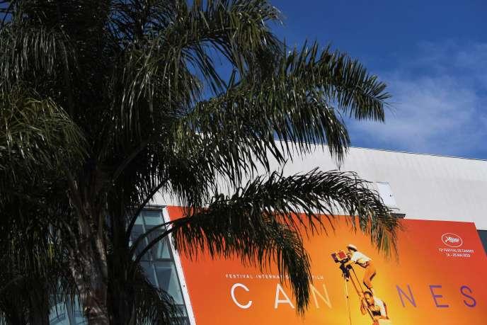 «Du côté des professionnels du financement du cinéma, il faut encourager une démarche plus audacieuse d'investisseurs. » (Photo: Cannes, le 13 mai.)