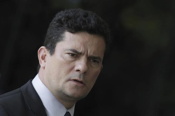Le juge brésilien Sergio Moro en décembre 2018.