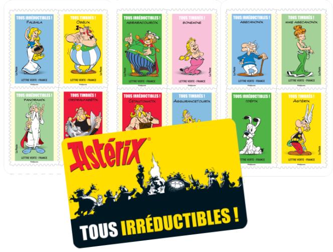Le nouveau carnet de timbres en vente générale le 3 juin.