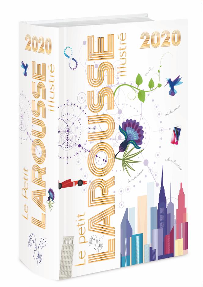 Le millésime 2020 du «Petit Larousse illustré ».