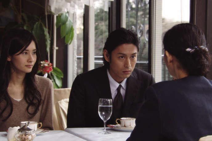 Aoba Kawai et Ryuta Okamoto dans« Passion», de Ryusuke Hamaguchi.