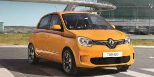 La nouvelle Renault Twingo.