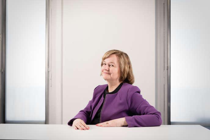 Nathalie Loiseau, le 13 mai, à Paris.