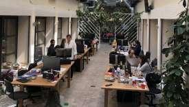 L'open space de Chefclub.