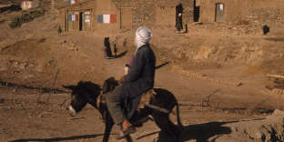 Ouenza (Algérie), 1958.