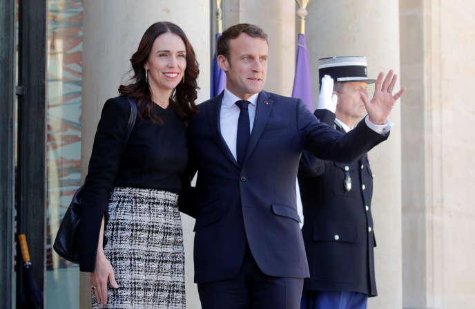 Après l'attentat de Christchurch, la première ministre néo-zélandaise, Jacinda Ardern, et le président français, Emmanuel Macron, ont décidé d'une action commune contre le terrorisme en ligne.