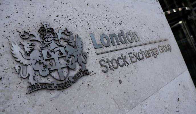 A la Bourse de Londres, en 2018.