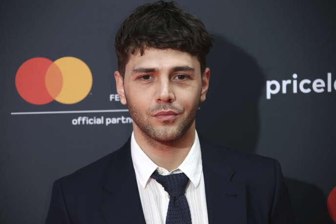 Le réalisateur Xavier Dolan, le 15 mai, à Cannes.